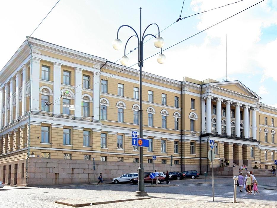 【视频】芬兰大学校园探秘
